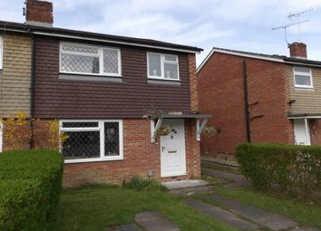 Thumbnail 3 bed semi-detached house to rent in Darset Avenue, Fleet