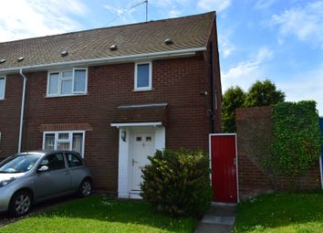 Thumbnail 1 bedroom flat for sale in Snape Road, Wednesfield, Wolverhampton
