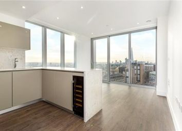 Thumbnail 1 bed flat for sale in Perilla House, 1 Chaucer Gardens, London