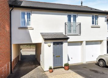 Thumbnail 2 bed flat for sale in Flax Meadow Lane, Axminster, Devon