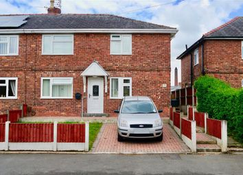 Thumbnail 3 bedroom property for sale in Kitchener Avenue, Cadishead, Manchester