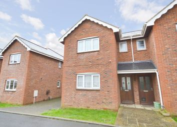 Thumbnail 3 bed semi-detached house for sale in Whinscott Close, Whitwell, Ventnor