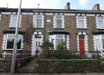 Thumbnail 3 bedroom terraced house for sale in Penygraig Terrace, Pontypool