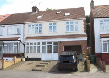 Thumbnail 6 bed end terrace house for sale in Gaynes Hill Road, Woodford, Essex