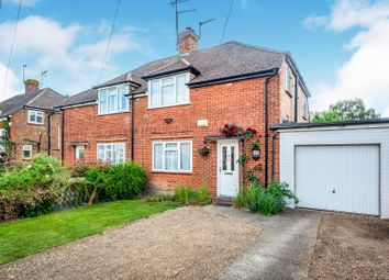 Thumbnail 3 bed semi-detached house for sale in The Drive, Horley