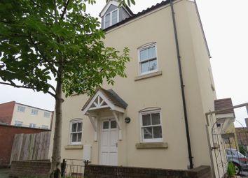 Thumbnail 3 bedroom detached house to rent in Feversham Lane, Glastonbury