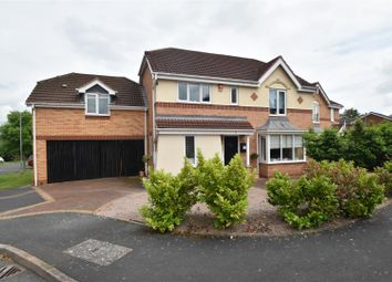 Thumbnail 4 bed detached house for sale in Falcon Close, Droitwich