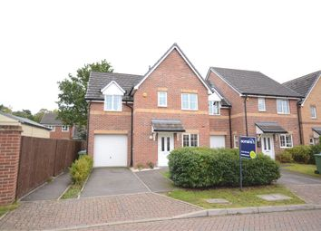 Thumbnail 3 bed semi-detached house for sale in Silver Birch Way, Farnborough, Hampshire