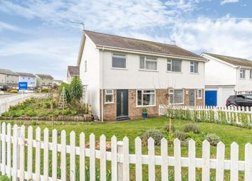 Thumbnail 3 bed semi-detached house for sale in Bro Cymerau, Pwllheli, Gwynedd, .
