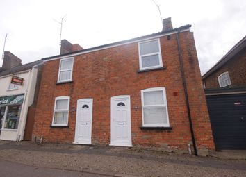 Thumbnail 2 bed end terrace house to rent in Westlode Street, Spalding, Lincolnshire