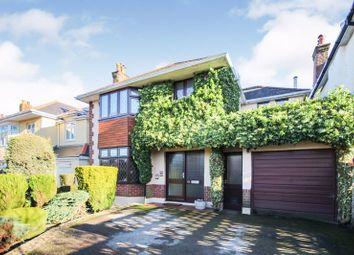 Thumbnail 4 bedroom detached house for sale in Ashridge Avenue, Bournemouth