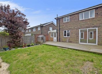 Thumbnail 3 bed semi-detached house for sale in Sherwood Road, Newport, Isle Of Wight