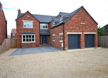 Thumbnail 4 bed detached house for sale in Barrier Bank, Cowbit, Spalding