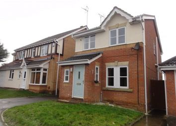 Thumbnail 3 bedroom property to rent in Leah Bank, Northampton