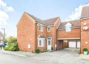 Thumbnail 3 bed link-detached house for sale in The Glebe, Clapham, Bedford, Bedfordshire
