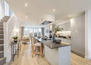 Thumbnail 4 bed detached house for sale in Belsteads Farm Lane, Little Waltham, Chelmsford