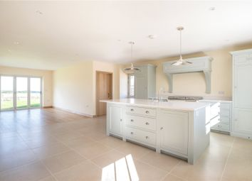 Thumbnail 4 bed detached house for sale in Brisley Farm, Canterbury Road, Challock, Kent