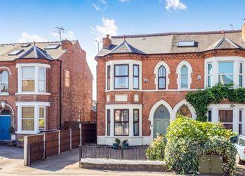 Thumbnail 5 bed detached house for sale in Loughborough Road, West Bridgford, Nottingham, Nottinghamshire
