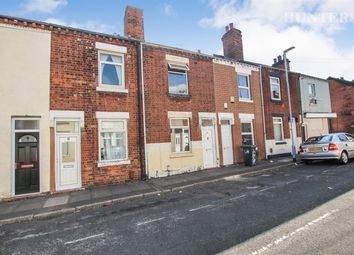 Thumbnail 2 bed terraced house for sale in Lewis Street, Stoke, Stoke On Trent