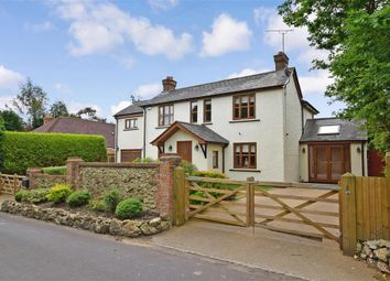 Thumbnail 4 bed detached house for sale in Church Hill, Charing Heath, Ashford, Kent
