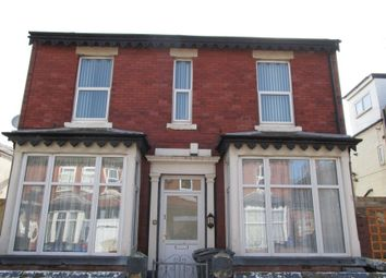 Thumbnail 2 bed flat to rent in Handley Road, Blackpool