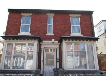 Thumbnail 2 bedroom flat to rent in Handley Road, Blackpool