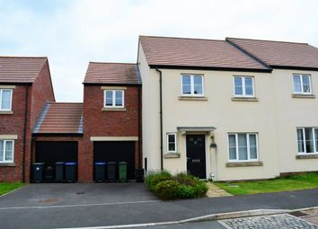 Thumbnail 4 bed semi-detached house to rent in White Horse Road, Marlborough