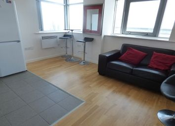Thumbnail 2 bedroom flat to rent in Birley Street, Preston