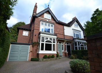 Thumbnail 5 bed semi-detached house for sale in Park Hill, Moseley, Birmingham