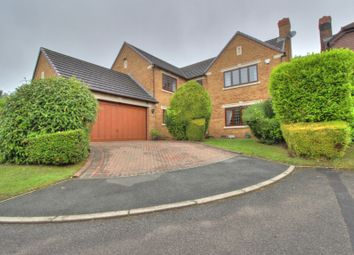 Thumbnail 4 bed detached house for sale in Steynton Close, Bolton