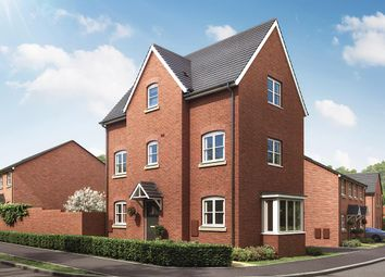 Thumbnail 4 bed property for sale in The Beaver Centre, Great Central Way, Woodford Halse, Daventry