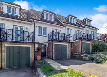 Thumbnail 3 bed terraced house for sale in Waterside Lane, Gillingham, Kent