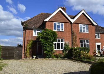 Thumbnail 3 bed semi-detached house for sale in Pyle Hill, Newbury, Berkshire