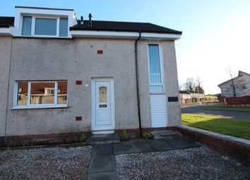 Thumbnail 2 bed end terrace house to rent in Newmills, Tullibody, Alloa