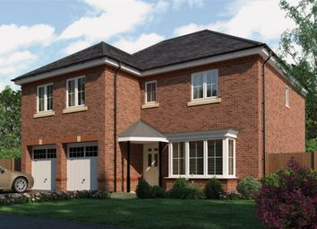 """Thumbnail 5 bed detached house for sale in """"The Jura"""" at Ambridge Way, Seaton Delaval, Whitley Bay"""