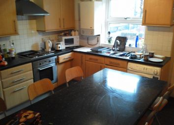 Thumbnail 5 bedroom terraced house to rent in Burley Lodge Terrace, Leeds