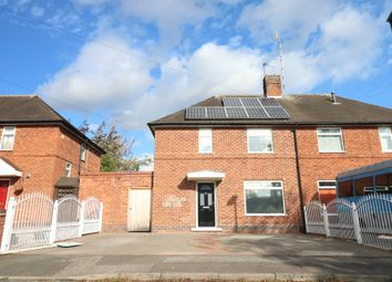 Thumbnail 3 bed semi-detached house for sale in Whitemoss Close, Wollaton, Nottingham