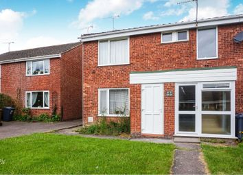 Thumbnail 1 bed flat for sale in Lambert Road, Uttoxeter