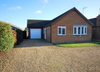 Thumbnail 2 bed detached bungalow for sale in Broadgate, Weston Hills, Spalding