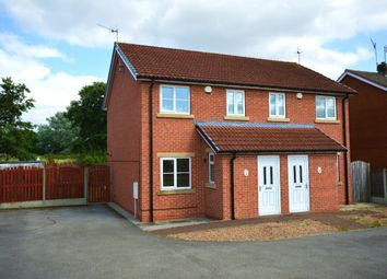 Thumbnail 3 bed semi-detached house to rent in Avondale Road, Inkersall, Chesterfield