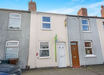 Thumbnail 2 bed terraced house for sale in Manby Street, Lincoln