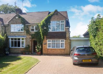 4 bed semi-detached house for sale in Sywell Road, Overstone NN6
