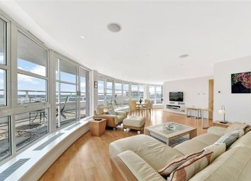 Thumbnail 3 bed flat for sale in Barrier Point, Silvertown