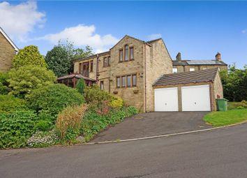 Thumbnail 4 bed detached house for sale in Slaithwaite Road, Meltham