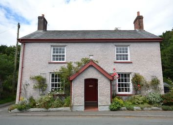 Thumbnail 4 bed detached house for sale in Llys Alaw, Llangernyw