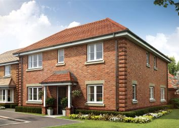 Thumbnail 4 bed detached house for sale in Langford Park, Beech Hill Road, Spencers Wood, Berkshire