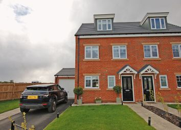Thumbnail 3 bedroom town house for sale in Hutchinson Court, Newcastle Upon Tyne