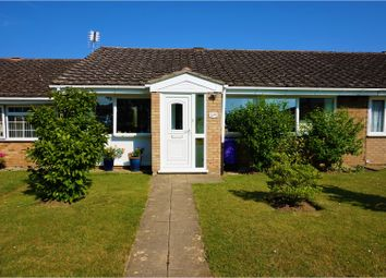 Thumbnail 3 bed terraced bungalow for sale in Broom Knoll, Colchester