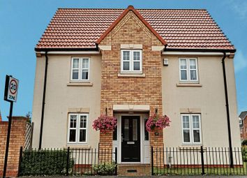 Thumbnail 3 bedroom end terrace house for sale in Pools Brook Park, Kingswood, Hull