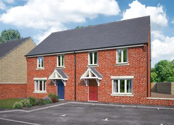 Thumbnail 4 bed semi-detached house for sale in Westrop, Highworth, Swindon